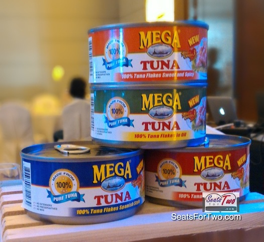 Mega Pure Tuna