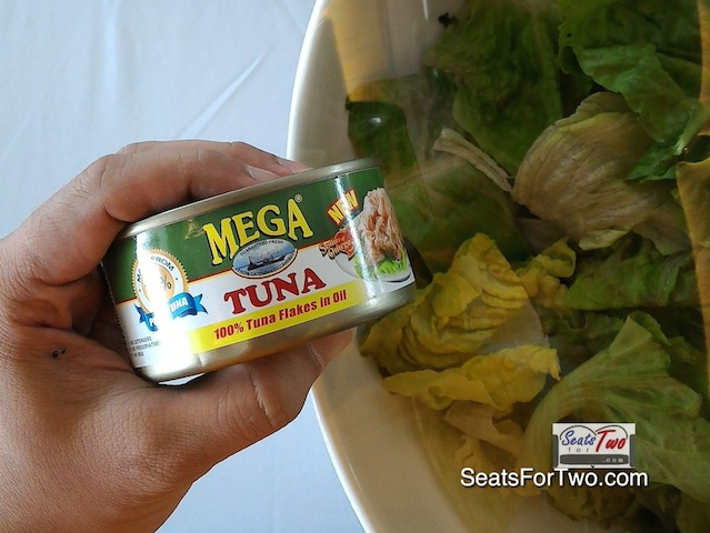 Mega Tuna Flakes in OIl