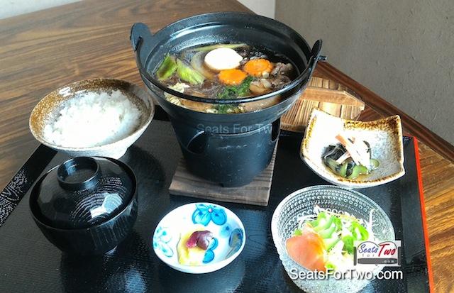 Gyunabe Lunch