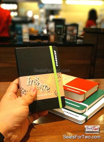 2016 Starbucks Planners Philippines