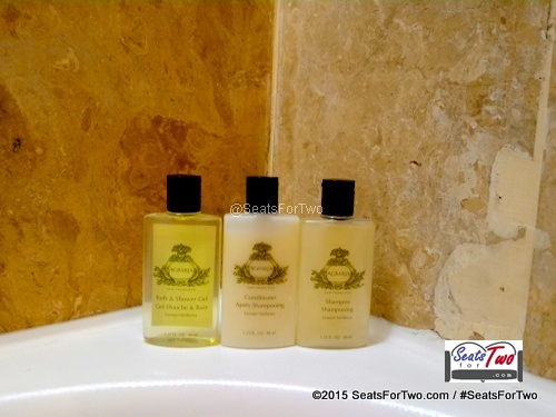 Sweet Smelling Toiletries at Intercon Manila