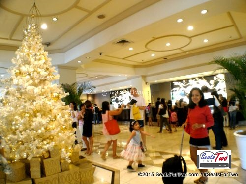 Christmas At InterContinental Manila