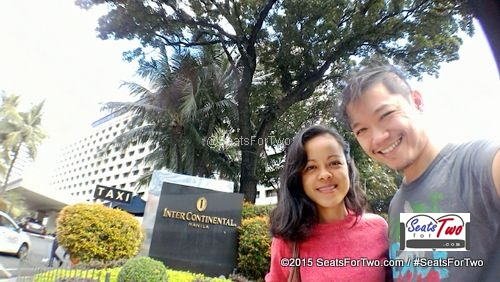 Memories At Intercon Manila