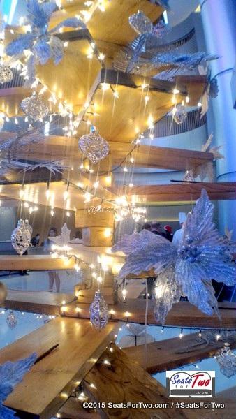 Novotel Christmas Tree
