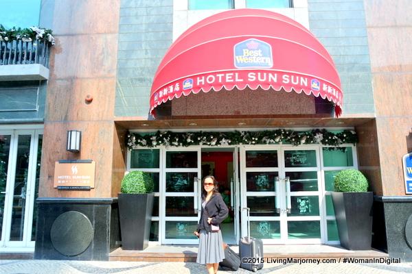 Best Western Sun Sun Macau