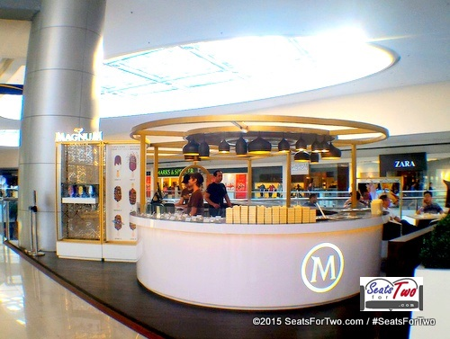 Magnum Manila Opens At Mall of Asia