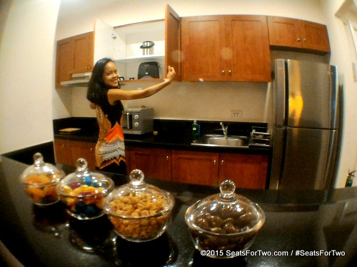 Full furnished kitchen