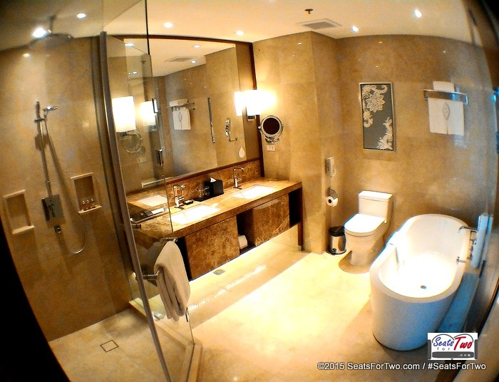 Ascott BGC Luxurious Bath tub