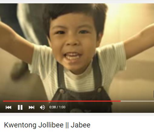 'Jabee' #KwentongJollibee TVC