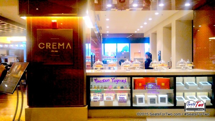 Crema At Marriott Manila