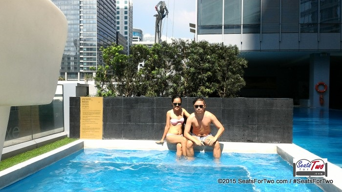 Ascott BGC Swimming Pool