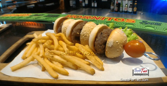 Beef Burger Sliders
