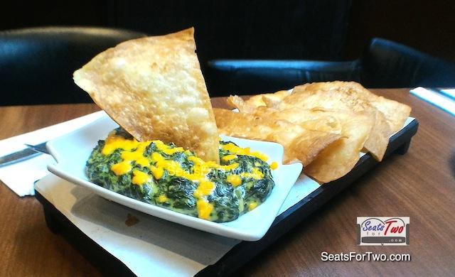 Spinach & Cream Cheese Dip