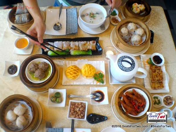 Crystal Jade Dining In Breakfast Buffet at Php688