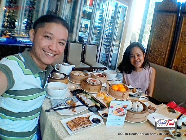 Breakfast Dimsum Buffet at Crystal Jade Dining In