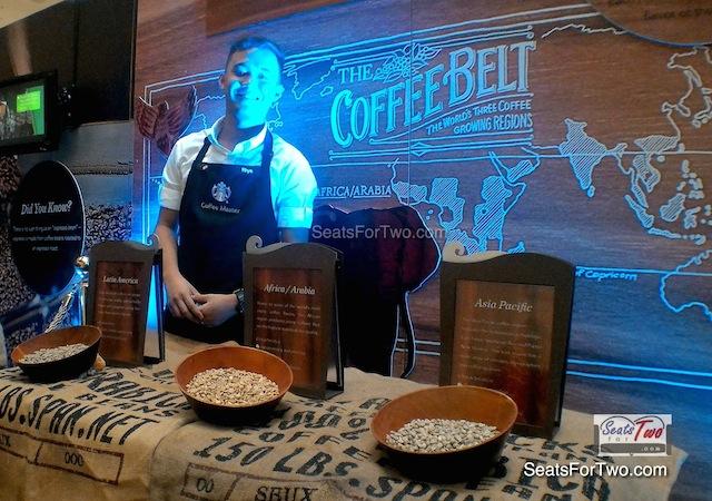 COFFEE REGIONs