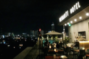 Meranti Hotel Deck Bar