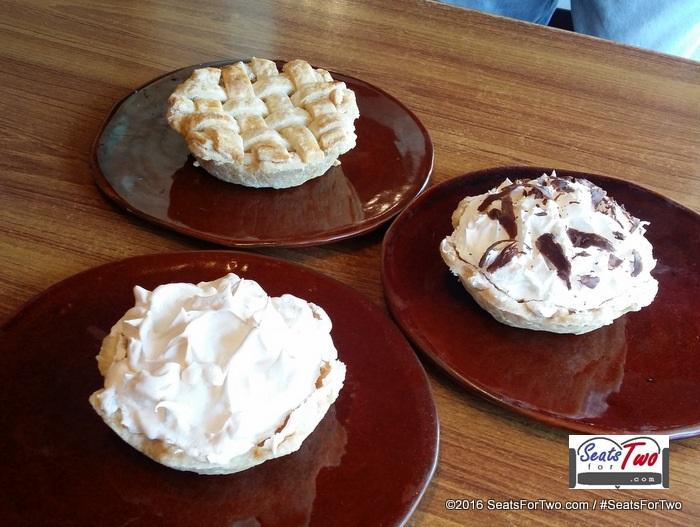 Manilabake pies