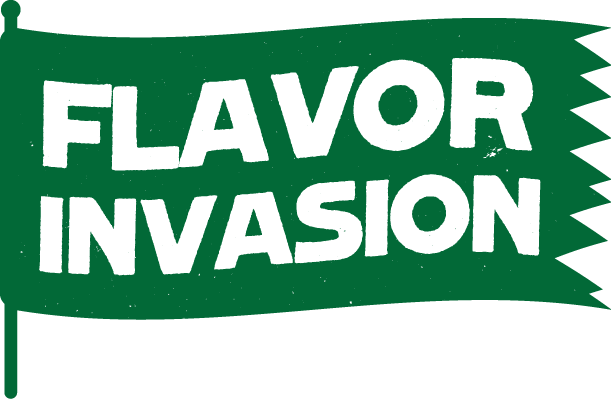 Wingstop Flavor Invasion Logo