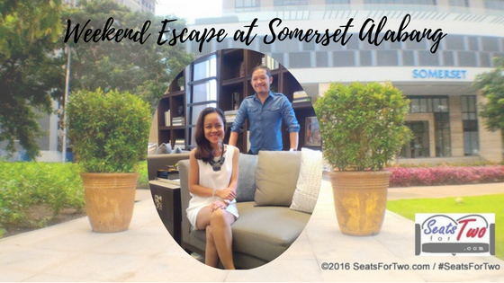 Weekend Escape Somerset Alabang