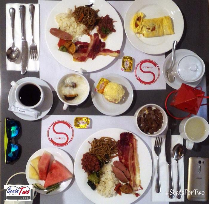Five Spice at JinJiang Inn Ortigas