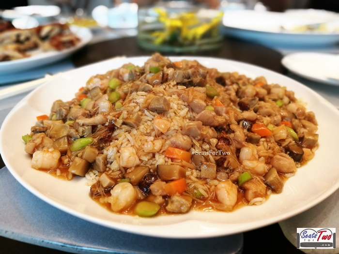 Fried rice Fujian style