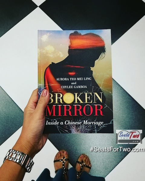 The broken mirror book review problem solution essay for Mirror books