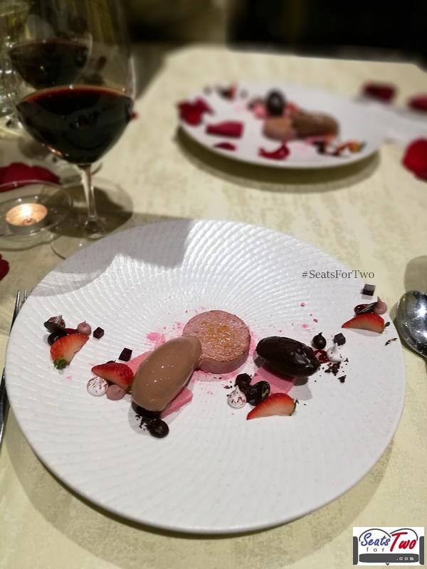 Mixed Berries and Dark Chocolate