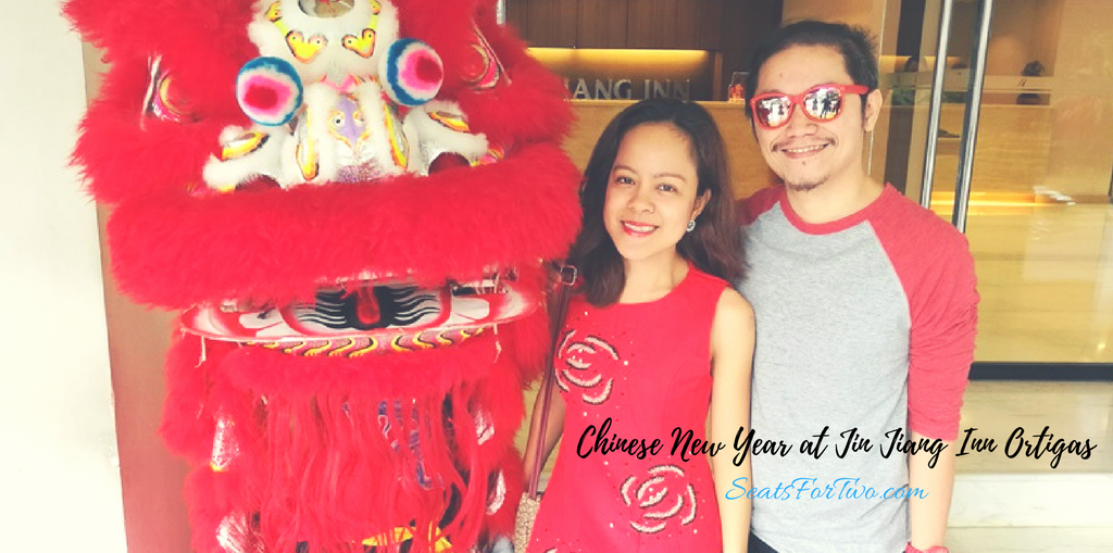 Seats For Two at Jin Jiang Inn on Chinese New Year