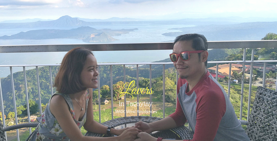 Seats For Two Tagaytay weekend at SMDC Wind Residences