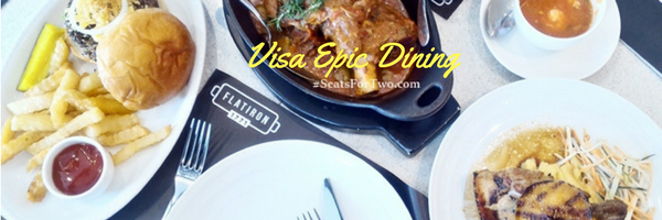 Visa Epic Dining