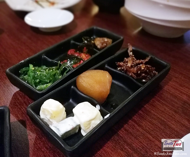 Korean Banchan Appetizer