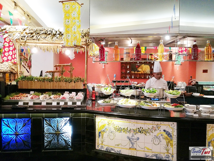 Riviera Cafe Buffet