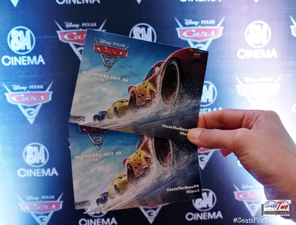 CARS 3 SM Cinema