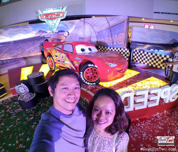 Cars 3 Launch