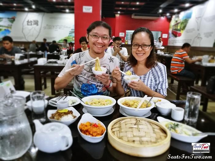 Laksa vs Tom Yum Noodle Soup