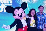 Mickey Mouse at Disney on Ice