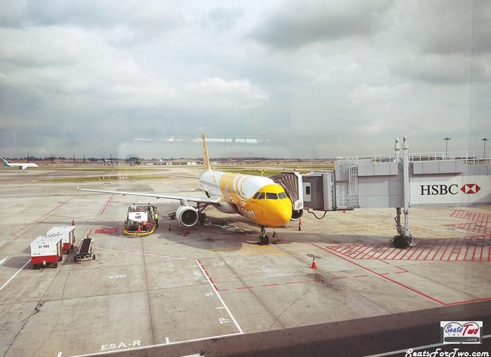 Fly Scoot Manila to Singapore