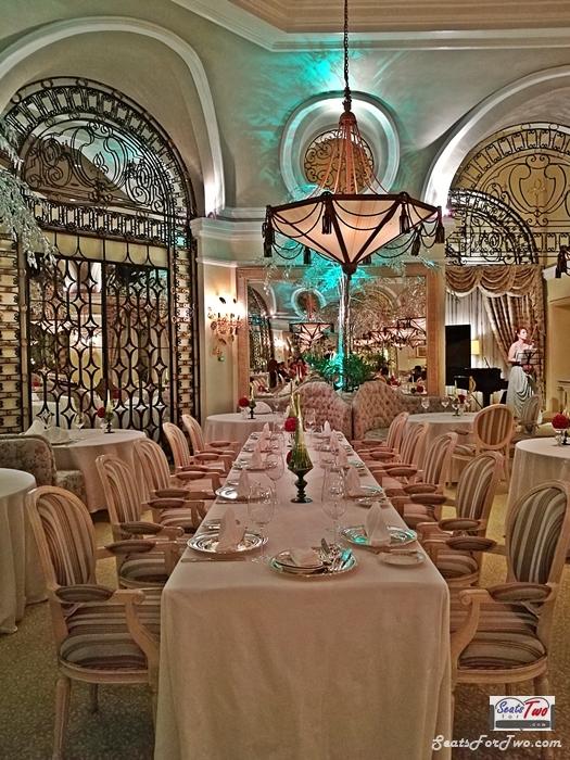 Manila Hotel's Champagne Room