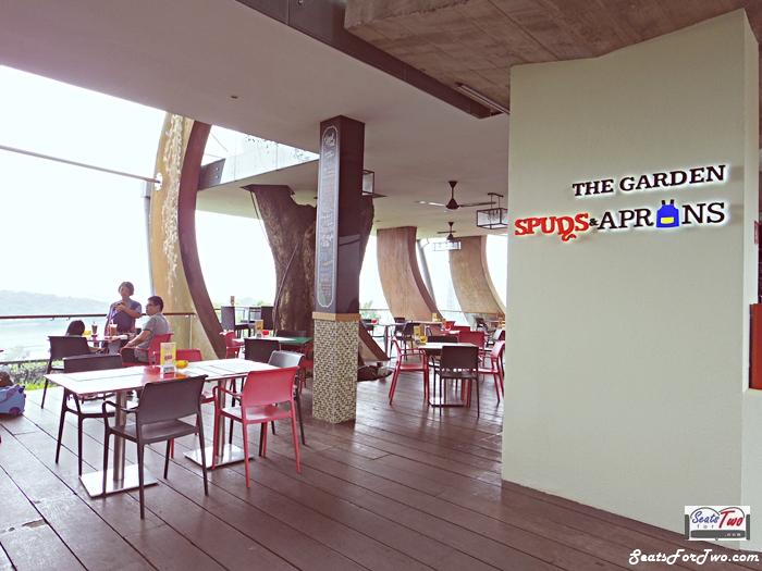 Spuds & Apron restaurant