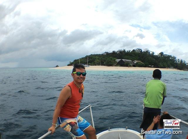 Dimakya island. Club Paradise Palawan