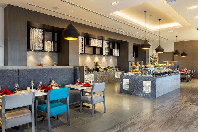 Savoy Cafe 24/7 restaurant in Savoy Manila