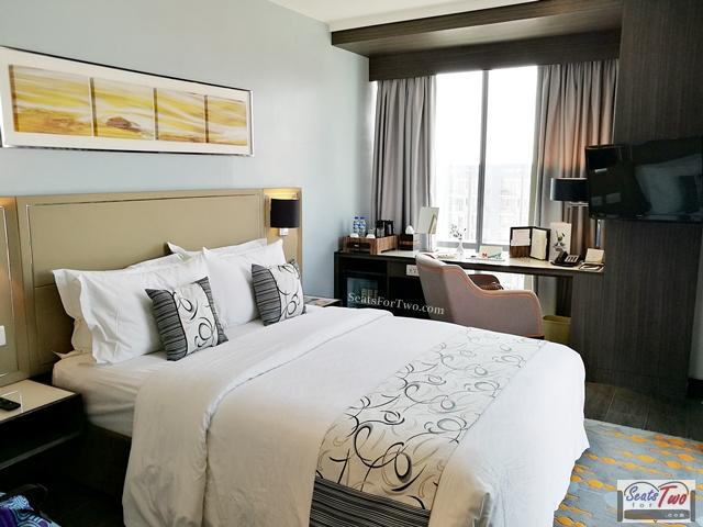 Belmont Hotel Deluxe Room