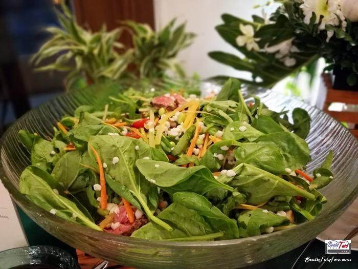 SaladStop Ahi Ono Grain Bowl