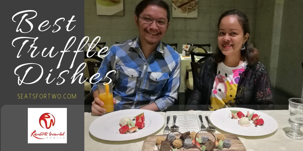 Resorts World Manila Truffle Festival