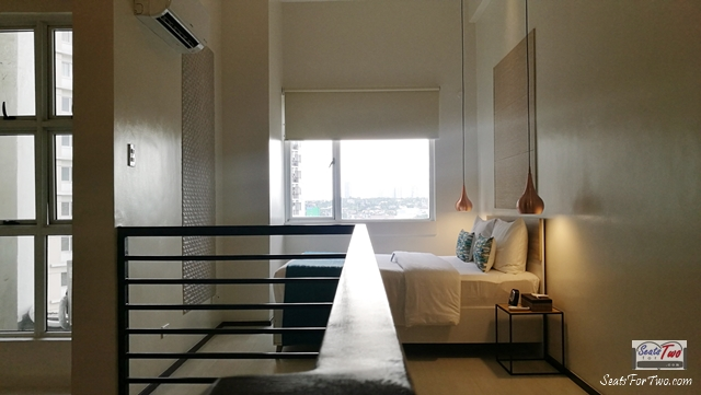 A Loft Y Staycation At The Cirque Serviced Residences