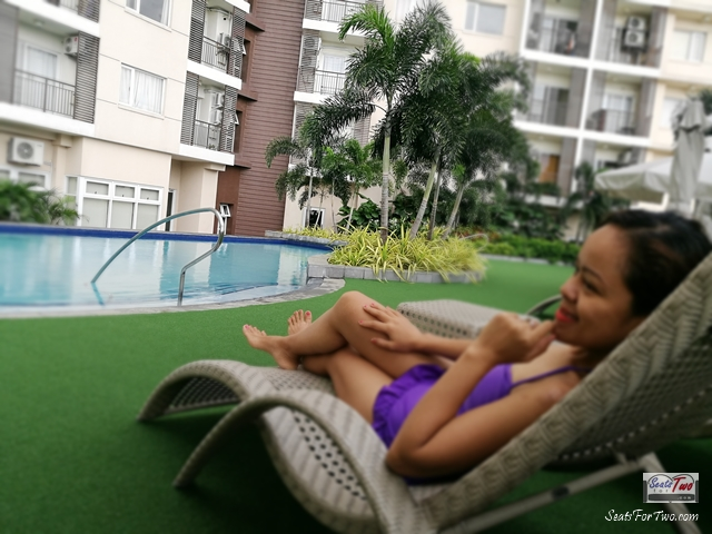 Cirque Residences Swimming Pool