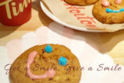 Tim Hortons Smile Cookie