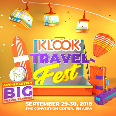 Klook-Travel-Fest