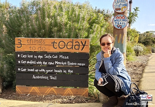 Things to do in Werribee Zoo